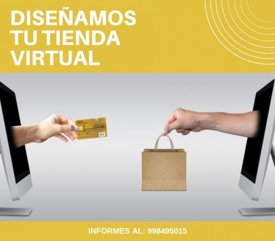 Quieres una tienda online